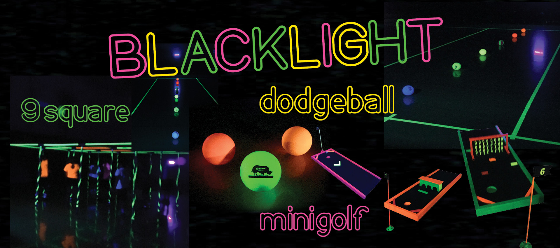 Blacklight Games Available