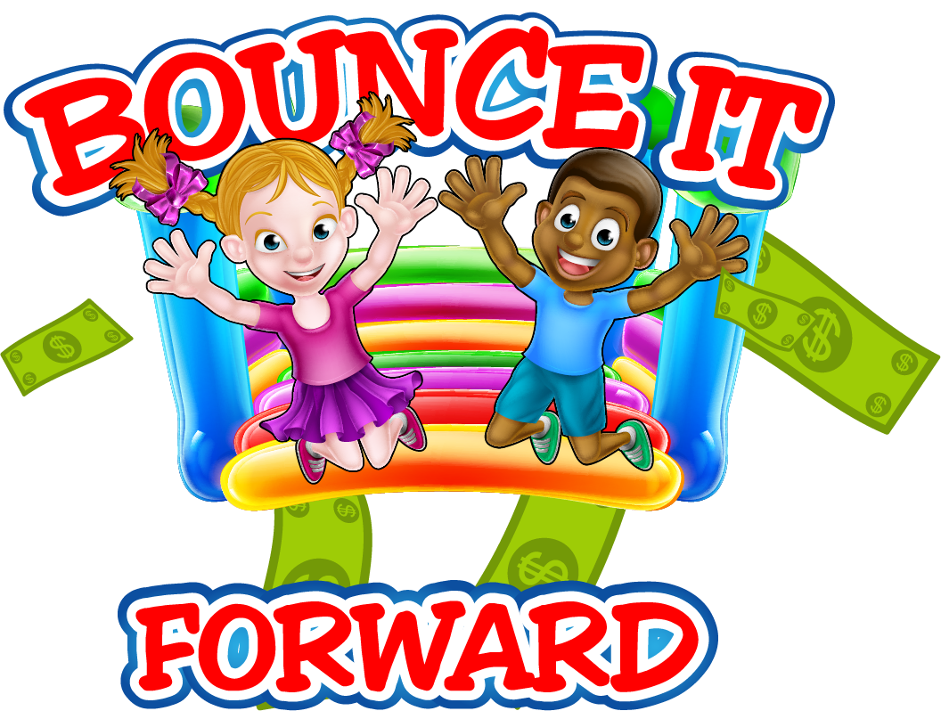 Bounce It Forward Logo
