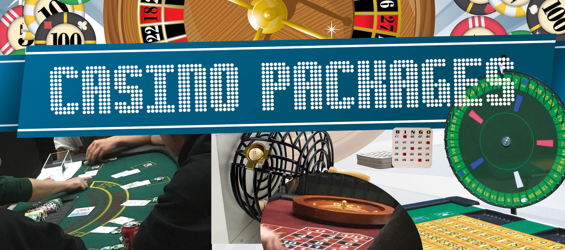 Casino Night Packages Available