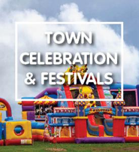 Town Celebration and Festivals Packages Image for Rotator
