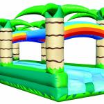 Slip N Slide dual lane Tropical
