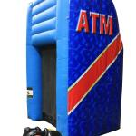 ATM Cash Cube Side and Back View Right