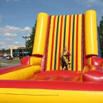 Velcro Wall Front View Perspective