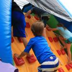 Wacky Jr Obstacle Kids Climbing Photo