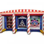Carnival Multi Game Front View