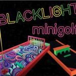 Blacklight Mini Golf Images
