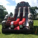 Raiders Slide 22 foot front view