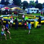 Meltdown Interactive Inflatable