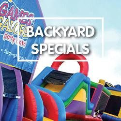 Backyard Party Specials Image for Rotator