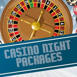 Casino Night Packages Rotator Image