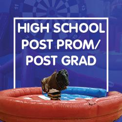 Post Prom/Post Grad Party Specials Image for Rotator