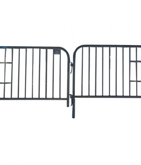 Interlocking Barricade Bike Rack